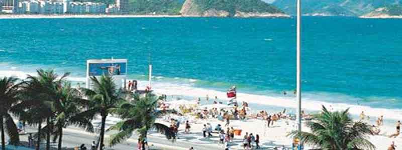 barrio copacabana de Rio de Janeiro