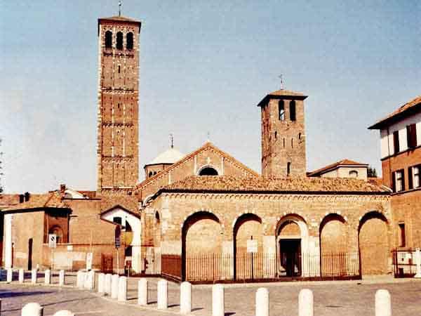 basilicia ambrosio milan - Ver Milán en un fin de semana - Ilutravel.com