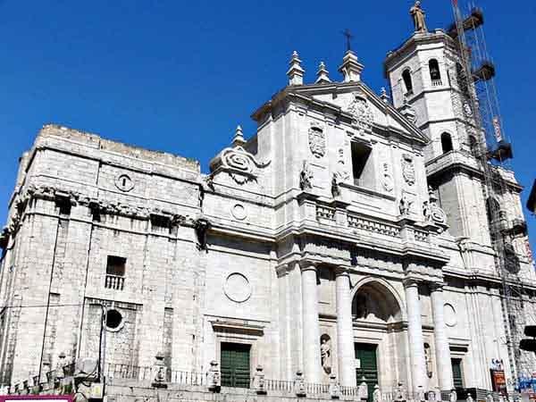 catedral nuestra senora asuncion valladolid