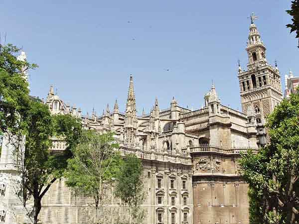 catedral sevilla giralda