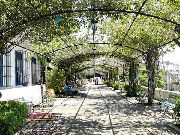las bovedas panama city - Visitar Panama City lugares de interés - Ilutravel.com