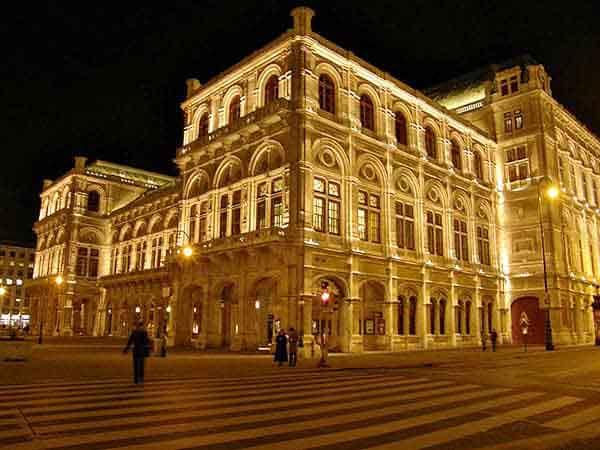opera estatal viena - Turismo para dos días en Viena - Ilutravel.com
