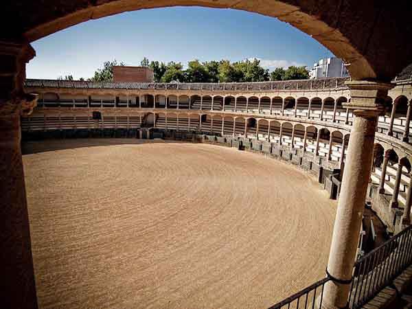 plaza toros ronda lugar que visitar