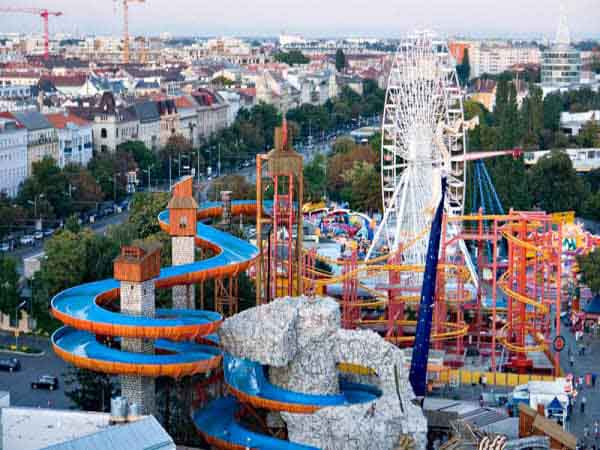 prater de Viena - Sitios que ver en Viena de turismo para dos días - Ilutravel.com