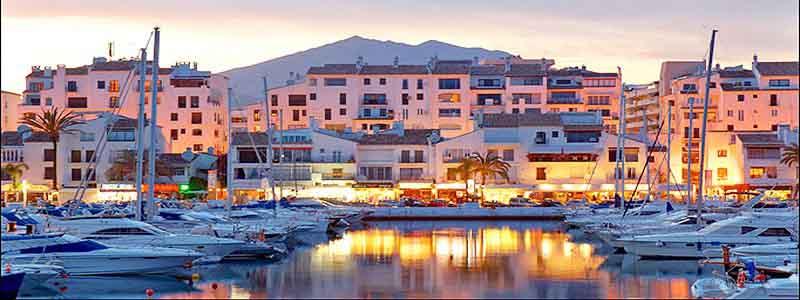 Puerto Banus Marbella