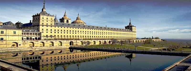 real-monasterio de san lorenzo de el escorial madrid
