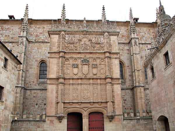 universidad de salamanca - Salamanca en un día - Ilutravel.com