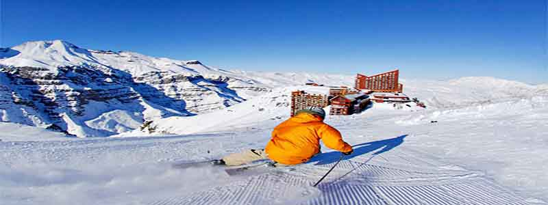 valle nevado santiago chile