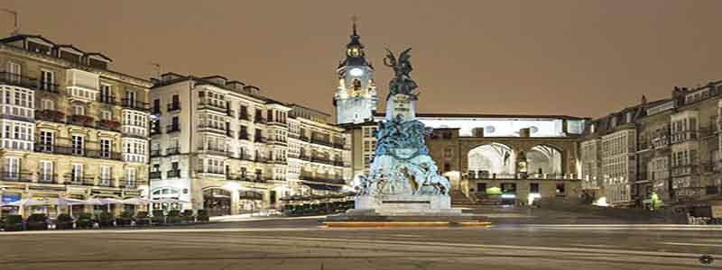 Plaza de la Virgen Blanca de Vitoria