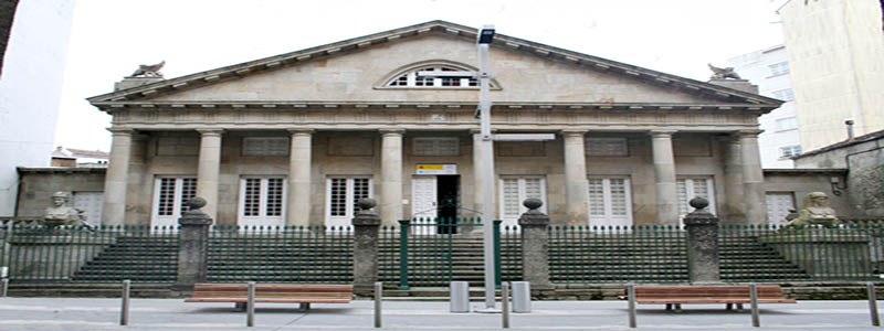 Archivo Histórico Provincial de Pontevedra
