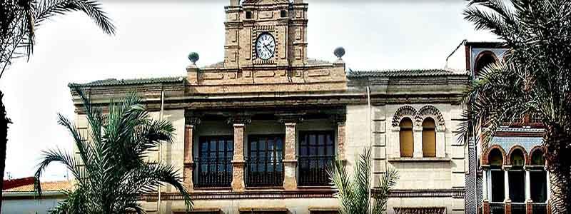 Plaza del Ayuntamiento de Navas de San Juan