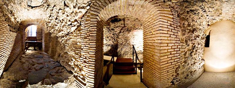 Bóvedas Romanas de Nuncio Viejo de Toledo