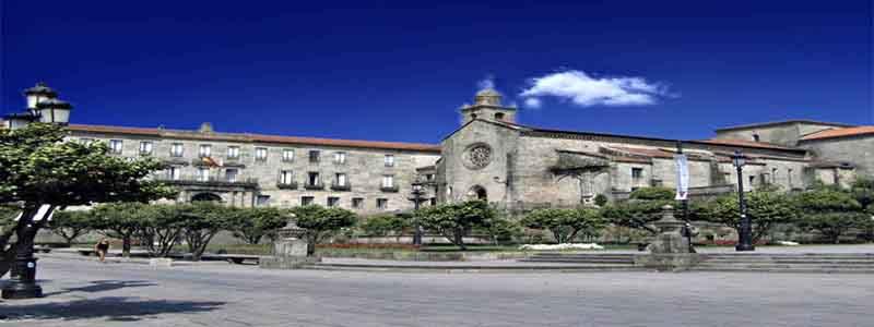 Barrio Antiguo de Pontevedra