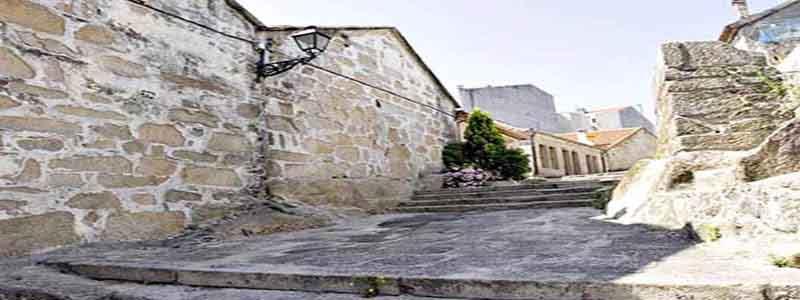 Barrio de la Moureira de Pontevedra
