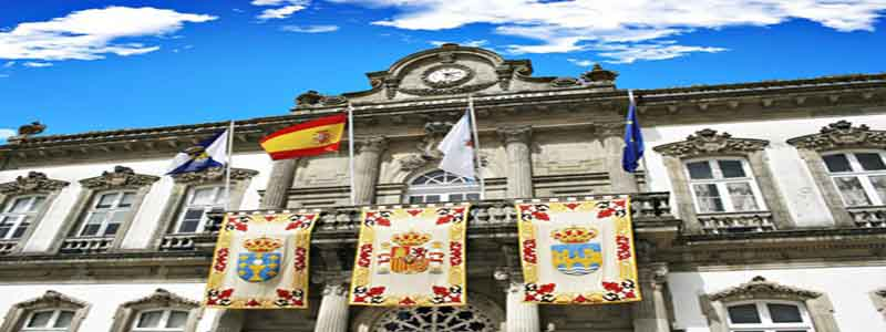 Casa Consistorial de Pontevedra