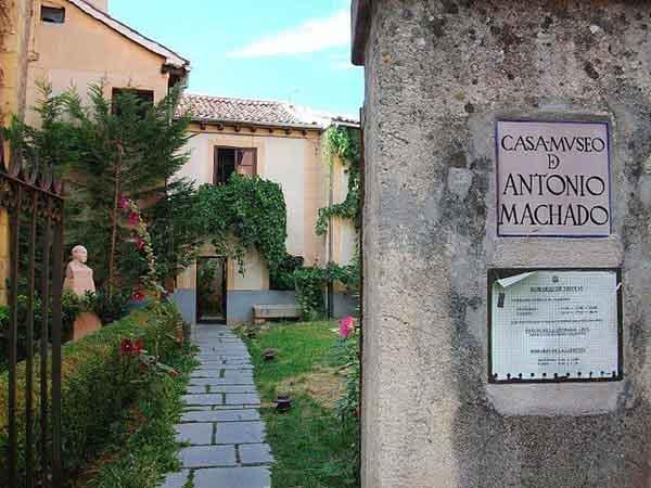 Casa Museo de Antonio Machado de Segovia - Segovia todo lo que ver - Ilutravel.com