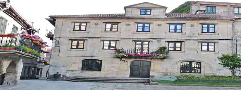 Casa de las Caras de Pontevedra