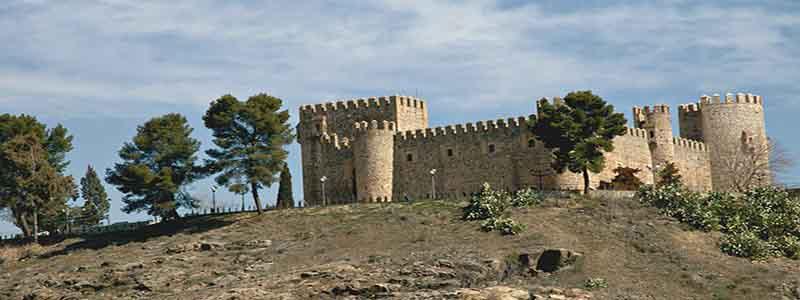 Castillo de San SErvando Toledo - Ilutravel.com