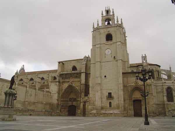 Catedral de San Antolín de Palencia lugar que visitar
