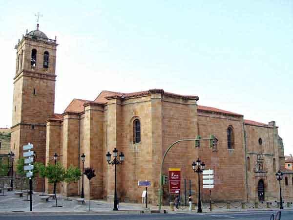 Concatedral de San Pedro de Soria - Turismo en Soria - Ilutravel.com