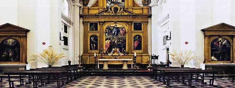 Convento de Santo Domingo El Antiguo de Toledo