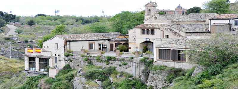 Ermita de la Virgen del Valle de Toledo
