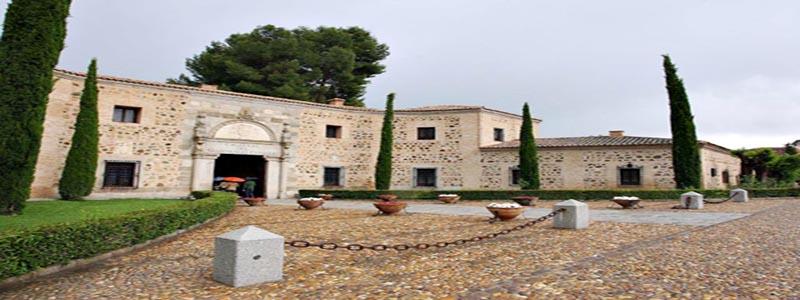 Ermita del Santo Ángel Custodio Toledo