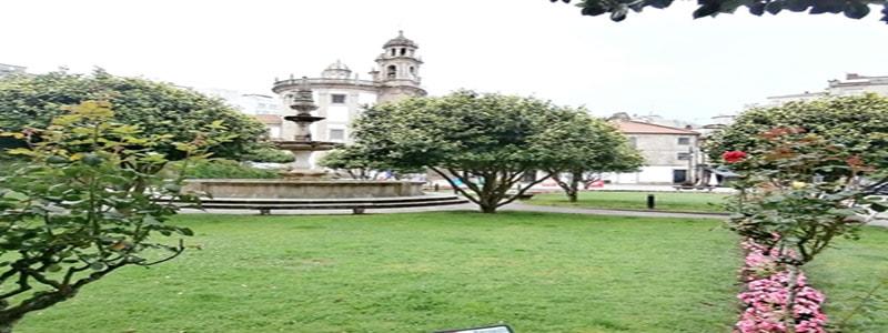 Fuente de la Herrería de Pontevedra