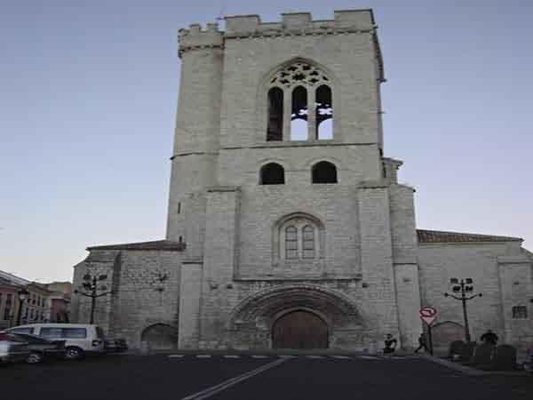 Iglesia de San Miguel de Palencia sitio bonito que visitar