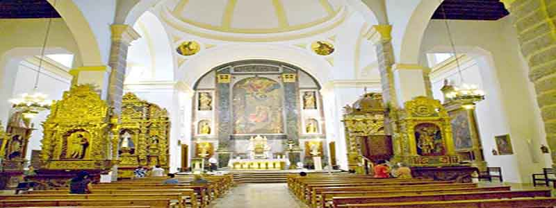 Iglesia de San Cipriano de Toledo