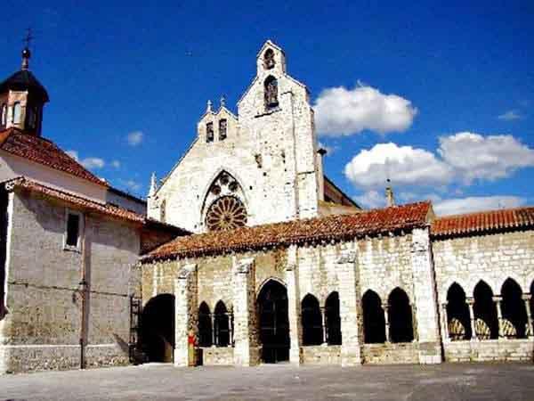 Iglesia de San Francisco de Palencia ruta de turismo un día