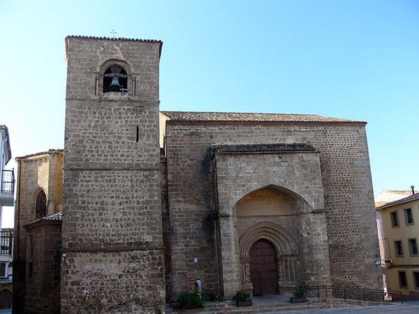 Iglesia de San Nicolás de Plasencia