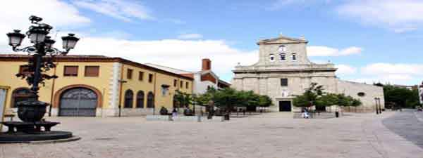 Iglesia de San Pablo de Palencia