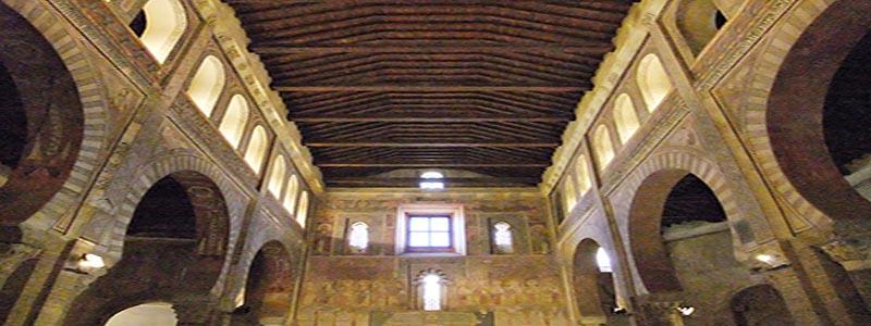 Iglesia de San Román de Toledo