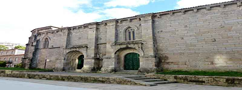 Iglesia de Santa Clara de Pontevedra