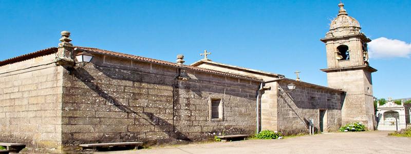 Iglesia de Santa María de Alba de Pontevedra