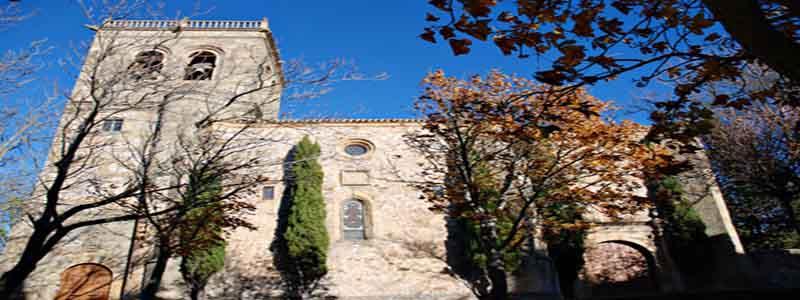 Iglesia del Espino de Soria