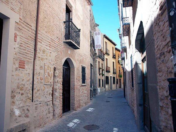 Juderia de Segovia - Segovia un día de turismo - Ilutravel.com