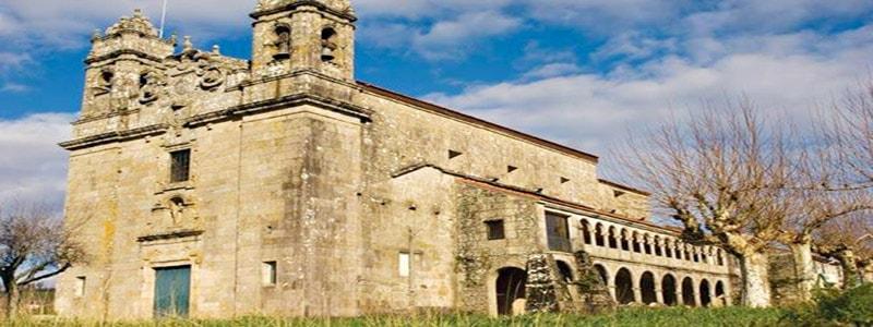 Monasterio de San Salvador de Lérez de Pontevedra