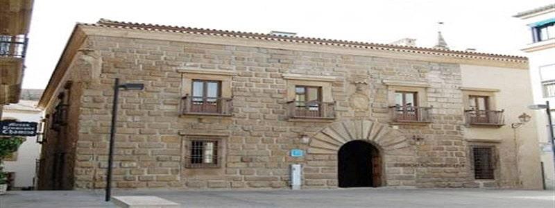 Palacio Carvajal Girón de Plasencia