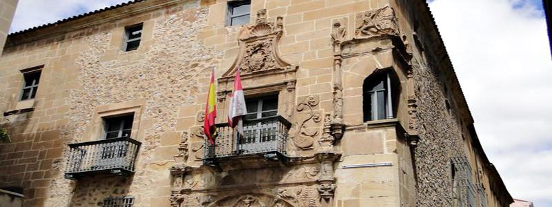 Palacio Viejo de los Ríos y Salcedo Soria