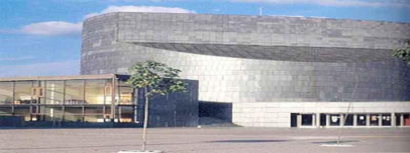 Palacio de Congresos y Exposiciones de Pontevedra