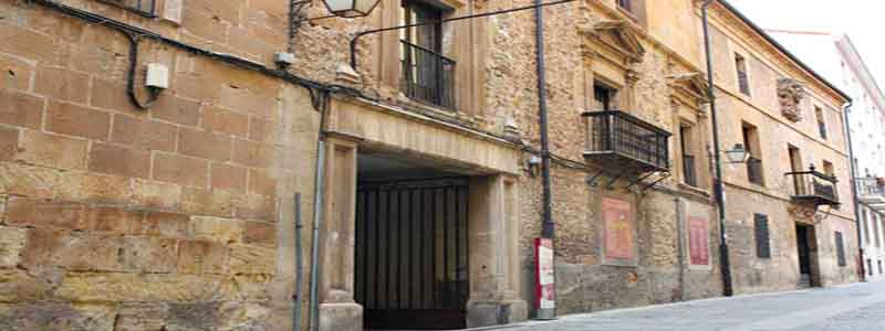 Palacio de Don Diego Solier Soria