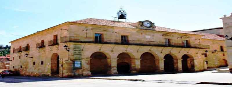 Palacio de la Audiencia de Soria