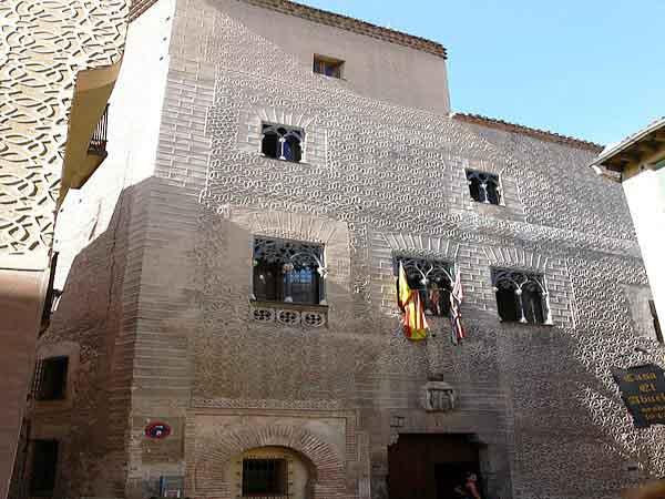 Palacio del Conde Alpuente de Segovia - Sitios que visitar en Segovia - Ilutravel.com