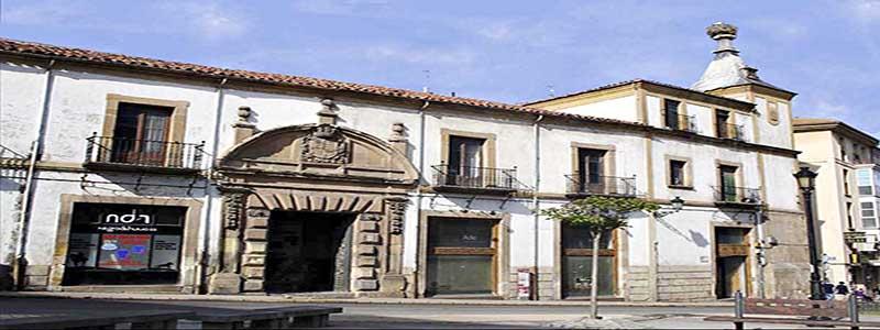 Palacio del Marqués de Alcántara Soria