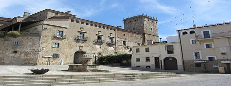 Palacio del Marqués de Mirabel de Plasencia