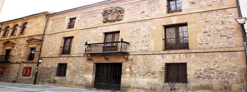 Palacio del Vizconde de Eza de Soria