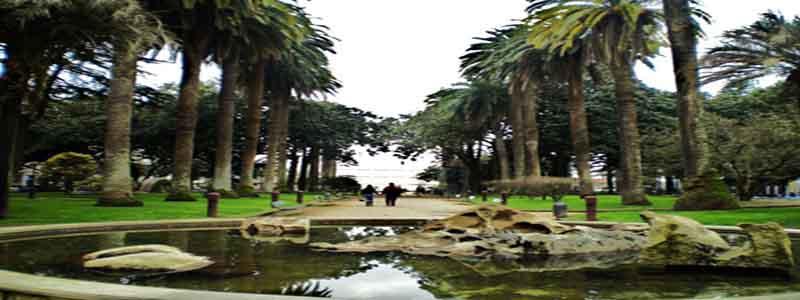 Parque Alameda y Jardines de Vicenti de Pontevedra