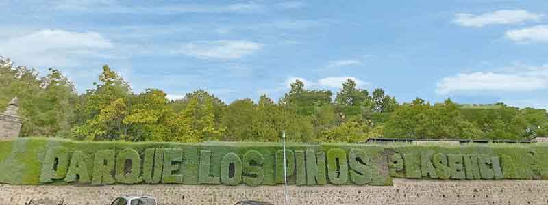 Parque de Los Pinos de Plasencia